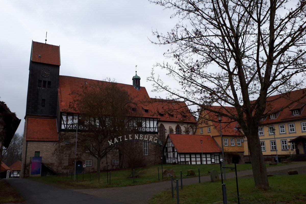 Johanneskirche auf der Katlenburg