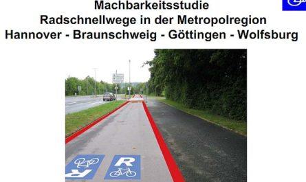Radschnellweg für Göttingen