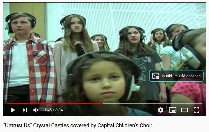 Die Fischer Chöre von heute – Capital Children's Choir