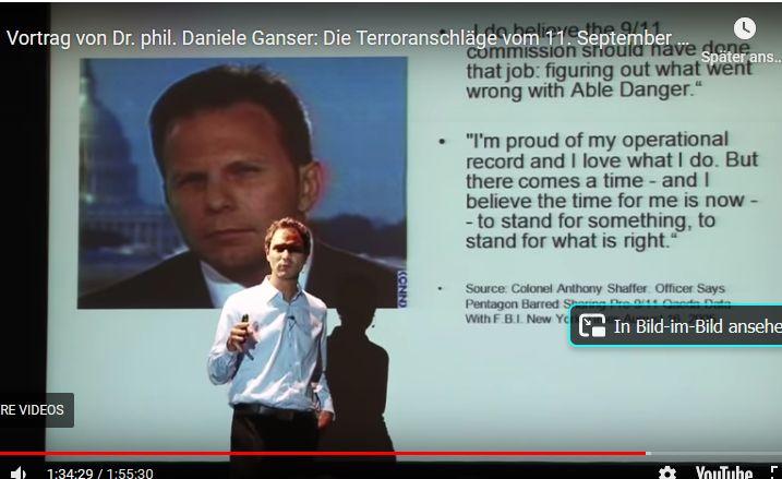 Daniele Ganser zu 09/11