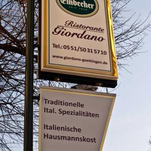 Ristorante Giordano - italienisch in Göttingen essen