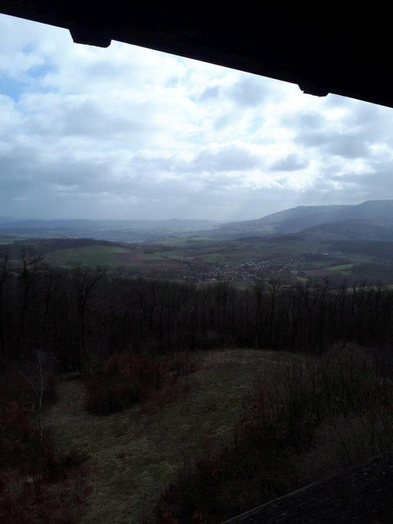 Blick vom Roßkopfturm